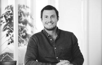 Alexandre Bellity, co-fondateur de Cleany