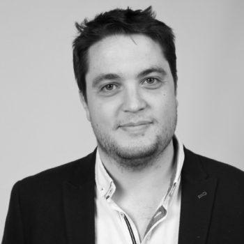 Maxime Deguine, co-fondateur de La marque en moins