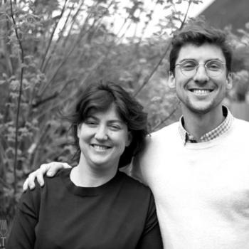 Pierre et Mélanie Barnier, fondateurs de Famileat