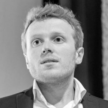 Quentin Zakoian, co-fondateur d'Ernesti