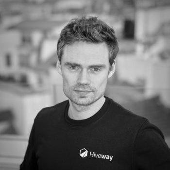 Sébastien Louit - Fondateur de Hiveway