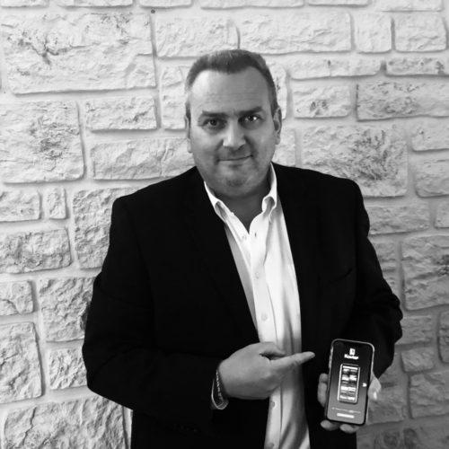Michel Ruiz, co-fondateur de KaviAR Tech