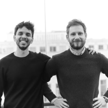 Omar Bennouna et Jean Hennequin, co-fondateurs de Neosilver