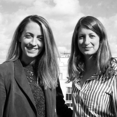 Camille Maillard et Laetitia de Roquemaurel, co-fondatrices de Cokpit